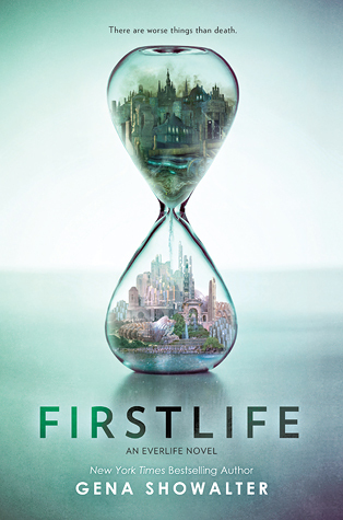 Gena Showalter - Firstlife Cover