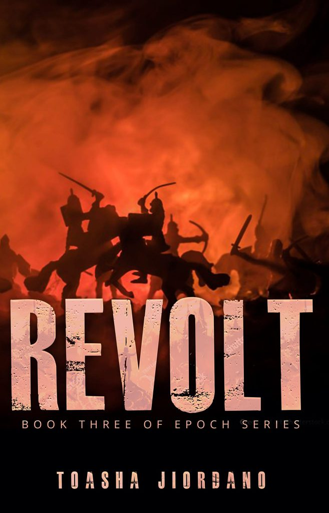 Revolt Book Cover